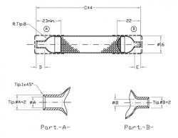 GR-30 (6,2х6.2mm)