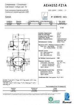 AE 4425 Z (4.24см3)