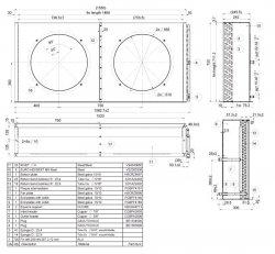 APX-48 Конденсатор LLoyd 48 кв (500mm x2)