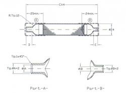 GR-50 (6.2x2.2mm)