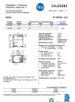 CAJ 2428 Z (15.2см3)