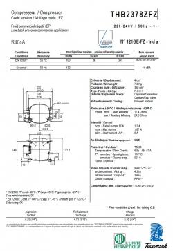 THB 2378 ZFZ (4.2см3)