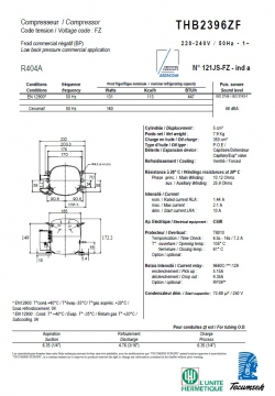 THB 2396 Z  (5.2см3)