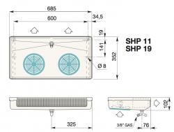 SHP 11 Е (0,94кВт)