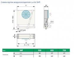 SHF 70S N (0.57кВт)