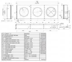 APX-117 Конденсатор LLoyd 117 кв (630mm x3)