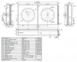 APX-84 Конденсатор LLoyd 84 кв (630mm x2)