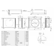 APX-14 Конденсатор LLoyd 14.3 кв (450mm x1)