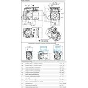 HAX12P/110-4