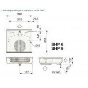 SHP 9 Е (0.58кВт)