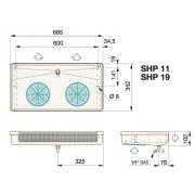 SHP 19 Е (1.16кВт)