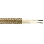Нагревательный кабель 230V 30W/м  Ǿ6,5x4,5мм Metall