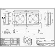 APX-69 Конденсатор LLoyd 69 кв (630mm x2)